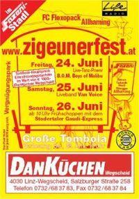 Zigeunerfest Revival 2005@Fazeni-Stadl