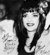 Nina Hagen is the best! <33