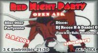 Red Night Party@ -