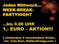 Week Break Party Night@Innclub Stadl