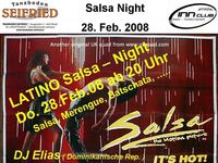 Salsa Night@Innclub Stadl