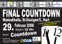 Final Countdown@Wadsakhalle