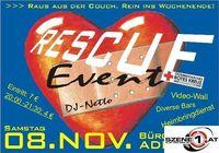 Rescue Event@Bürgerhalle