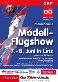 Internationale Modellflugshow 2008@Modellflugplatz ASKÖ MFC Linz