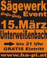 Sägewerk-Event@Altes Sägewerk