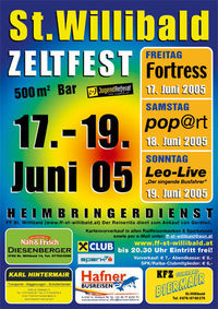 Zeltfest St. Willibald@Festzelt