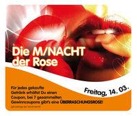 Die M/Nacht der Rose@Evers