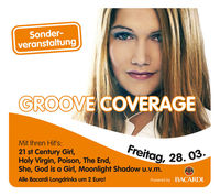 Groove Coverage@Evers