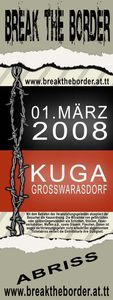 Break the Border@Kuga