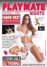 Playmate Nights @Fabrik West
