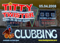 Titty Twister Clubbing@Wagramhalle