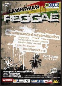 Faiasalamanda & White Vibration + special Gueast@[kwadra:t]