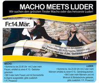 Macho meets Luder@Lusthouse Wörgl