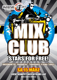 Mix Club@Eventkompetenzzentrum Linz
