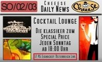 Cocktail Lounge@Cheeese