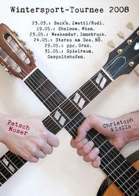 petsch moser / christoph & lollo@Becks Bar