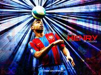 Thierry Henry - Bester Stürmer der Welt