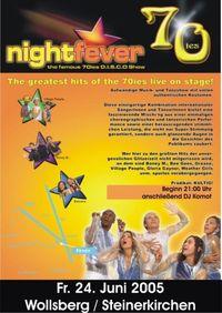 night fever 2005@Festgelände Wollsberg