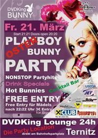 Playboy OSTERBunny Party@DVDKing Lounge 24h Ternitz