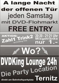 A lange Nacht der offen Tür@DVDKing Lounge 24h Ternitz