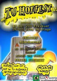 HTU Hoffest@Hof/Audimax der TU