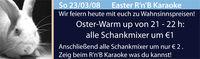 Easter R`n`B Karaoke