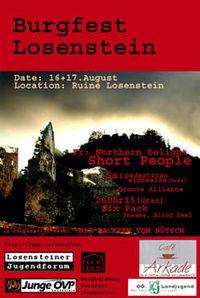 Burgfest Losenstein@Burgruine