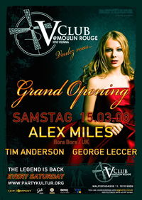 V-Club @ Moulin Rouge - Grand Opening@Moulin Rouge