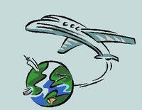 Gruppenavatar von Du arbeitest doch im Reisebüro, was kostet ein Flug nach....