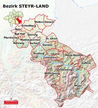 Gruppenavatar von Steyr Land do bin i daham