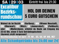 Excalibur Bezirksrundschau@Excalibur