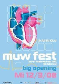 MUW-Fest@All iN