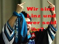 Gruppenavatar von Wir sind Linzer und wir feiern und wir peitschen euch zum Sieg!