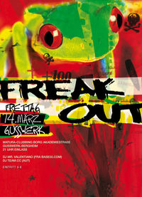 Freak Out - Clubbing