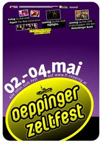 Oeppinger Zeltfest@Bauhofgelände
