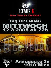 Ocean's 6 - Opening