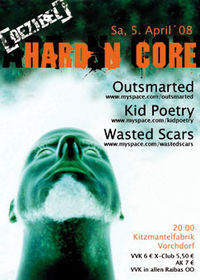 Hard'n'Core@Kitzmantelfabrik