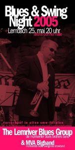 Blues & Swing Night@Alfons Dorfner Halle