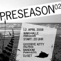 Preseason Festival@Waki-Halle