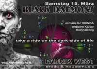 Black Daemons@Fabrik West