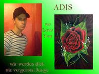 Gruppenavatar von ~> R.I.P AdIs SaLjA 8.3.08