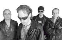 Open Air U2 Tribute Band@Crazy Eddy
