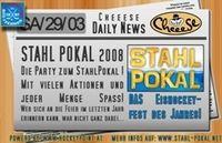 Stahlpokal 2008@Cheeese