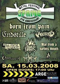Spring Metal Festival