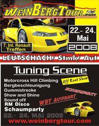 Weinbergtour - Renault Treffen@Weinberg