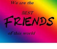 Gruppenavatar von We are the best friends of this world !!!