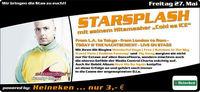 Starsplash@Nachtschicht deluxe