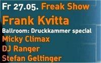 Freak Show@Prison Club