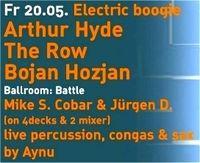 Electric boogie@Prison Club