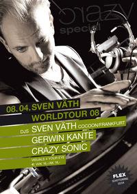 Sven Väth Worldtour 08@Flex
